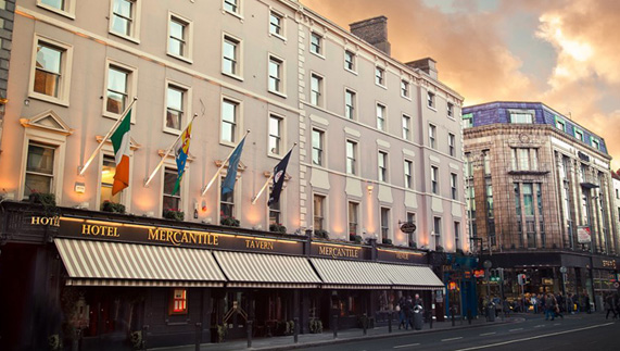 The Mercantile, Dame Street, Dublin