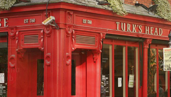 The Turk's Head, Temple Bar, Dublin