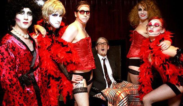 Rocky Horror Valentines Show Dublin
