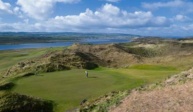 Golf in Northern Ireland