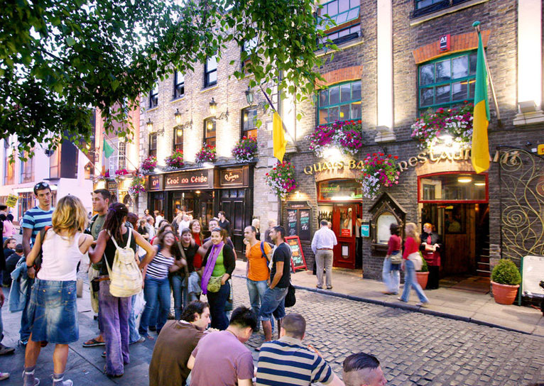 Dublin and Belfast: 10 attractions