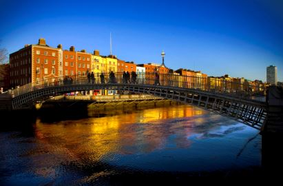 Escápate a Dublín
