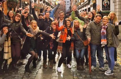 ¡Gana un viaje a Belfast!