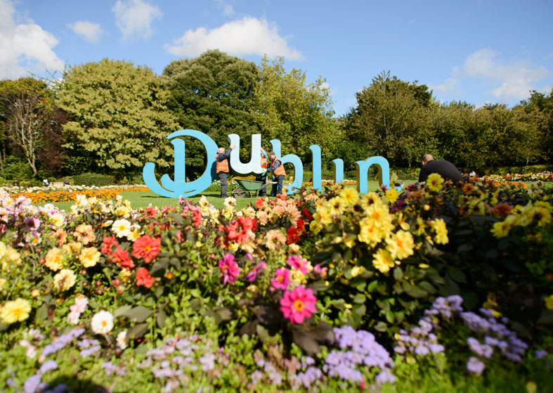 Dublin, une bouffée d'air frais
