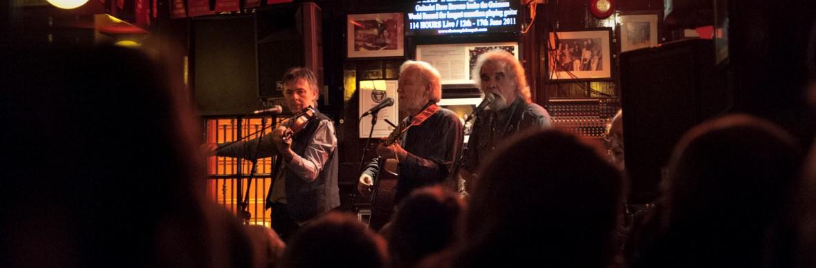 The Dublin Legends - copyright Temple Bar Company