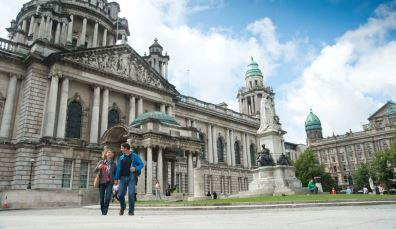 Belfast: città del Titanic