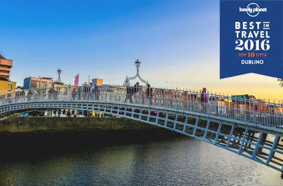 Dublino Best in Travel 2016