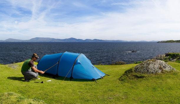 Camping Gems Along The West Coast Ireland Com
