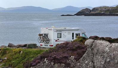 Die schönsten Campingplätze an der Westküste
