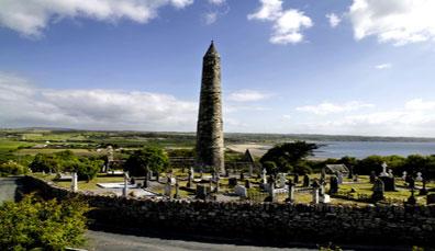 Die keltische Küste