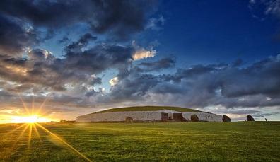 Die Wintersonnenwende in Newgrange
