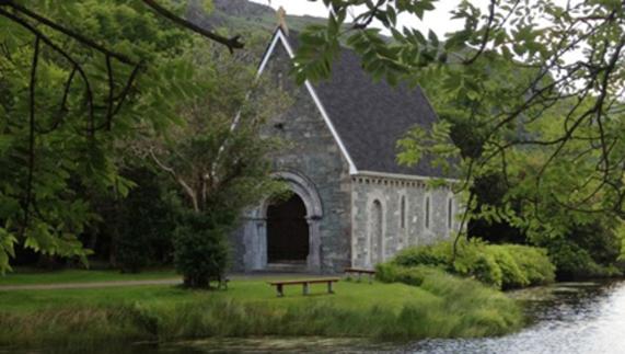 St Finbarr's Oratory, Gougane Barra, West Cork