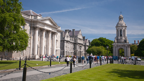 Trinity College, Dublin City