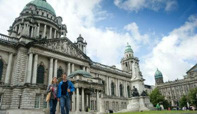 Coup d'œil sur Belfast