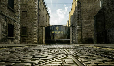 Go beyond the gates of Guinness