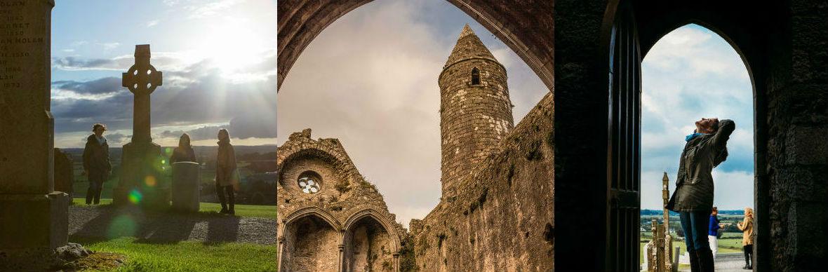 Angoli della Rock of Cashel