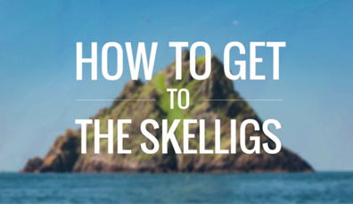 How to get to the Skelligs