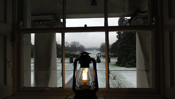 "A winter view at 'The Áras'  provided by <a href=""http://www.president.ie/media-gallery/photo-gallery/?album=6&gallery=55"" >Áras an Uachtaráin</a>"