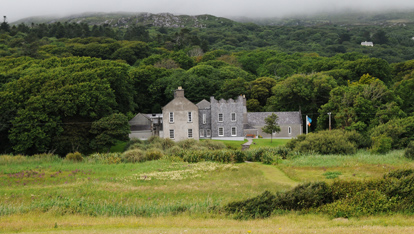 Derrynane House, County Kerry