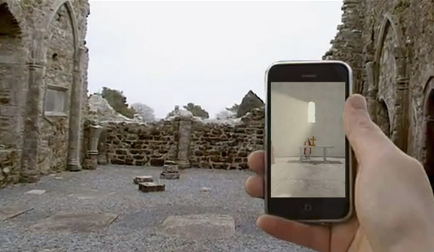Explore Clonmacnoise through an app