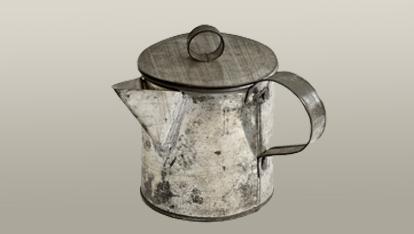'Emigrant's Teapot' Late-Nineteenth to Mid-Twentieth century