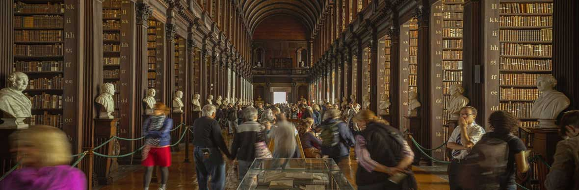 Dublín: Ciudad de la Literatura de la UNESCO