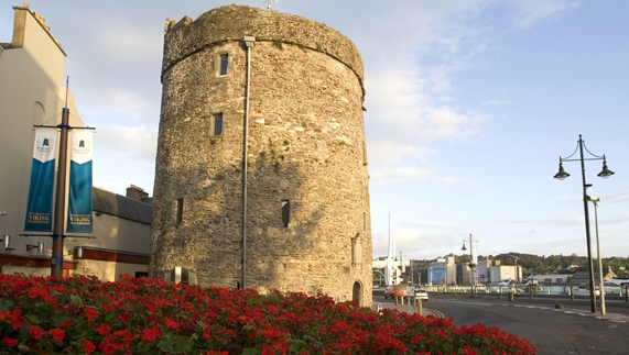 Reginald's Tower, Waterford City