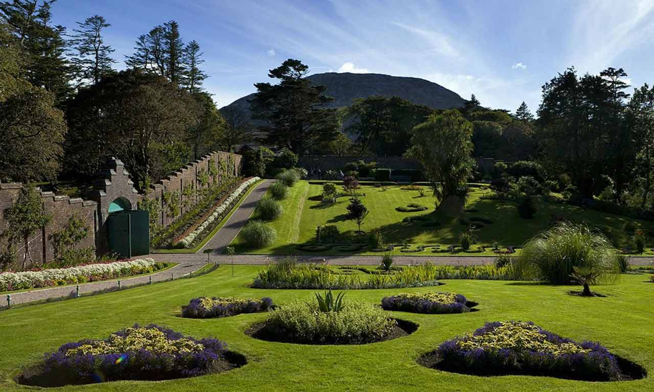 . Walled Gardens   Ireland com