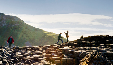 Lonely Planet loves Belfast and the Causeway Coast