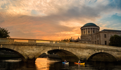 National Geographic Traveler loves Dublin!