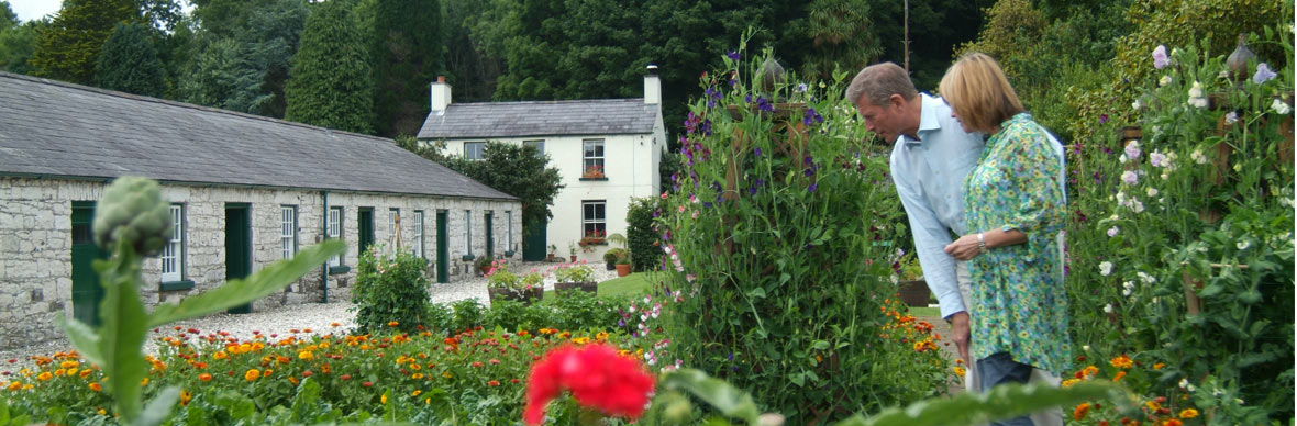 Glenarm Castle Gardens, County Antrim