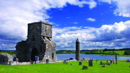 Devenish Island, County Fermanagh