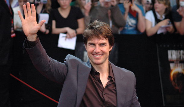 Tom Cruise has Irish roots