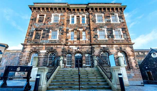 Crumlin Road Gaol, Belfast