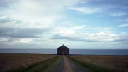 Mussenden Temple in Derry~Londonderry