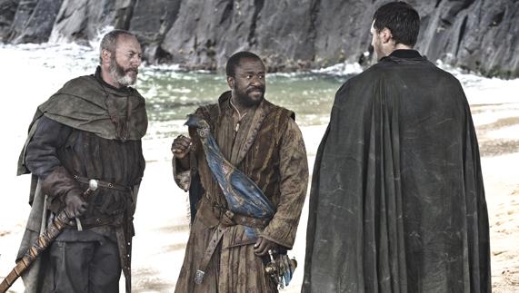 """Dragonstone (County Antrim coastline) ofrecido por <a href=""""http://www.hbo.com/game-of-thrones"""" >© HBO</a>"""
