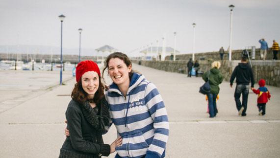 Dun Laoghaire Pier, County Dublin