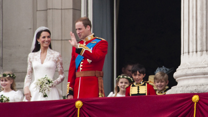 "The Duchess of Cambridge and Prince William ofrecido por <a href=""http://www.shutterstock.com/gallery-309790p1.html"" >dutourdumonde</a>"