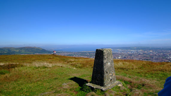Divis and the Black Mountain
