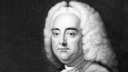 Handel. Engraved by J.Thomson