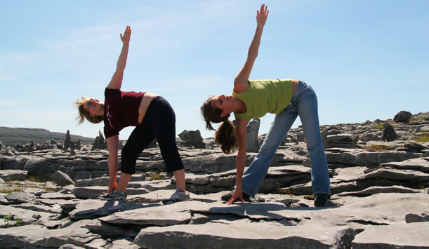 The Burren Yoga &amp; Meditation Centre