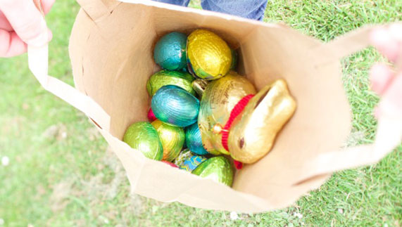 Easter Egg Hunt at Ballyvolane House