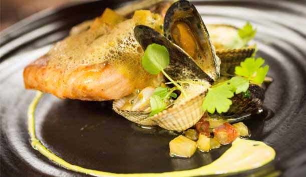 "Culinary wizardry at 1826 Adare provided by <a href=""http://1826adare.ie/"" >1826 Adare</a>"