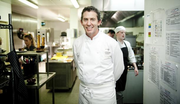 Chef Noel McMeel