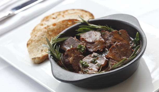 Daube of Beef Hastings