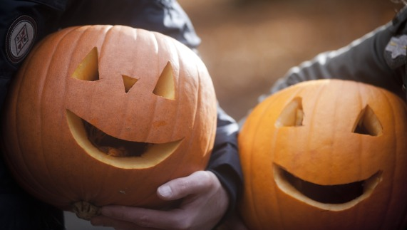 Jack-O'-lanterns: Halloween VIPs