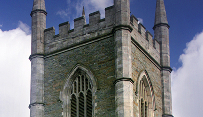 7. Down Cathedral, County Down