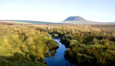 1. Slemish Mountain, County Antrim