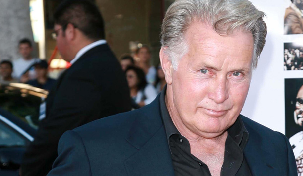 martin sheen height