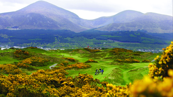 Ireland s top 10 golf courses 2014 for Royal county down